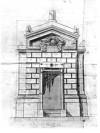 Tomba Solimene - Sant'Andrea di Conza (Disegno)