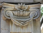 Capitello tomba D'Angola