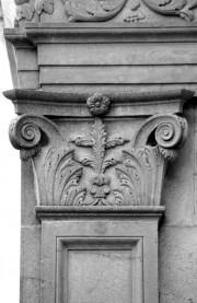Capitello tomba Giorgio - Del Vecchio