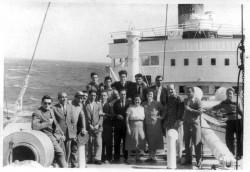 Mezza S. Andrea emigra in Venezuela