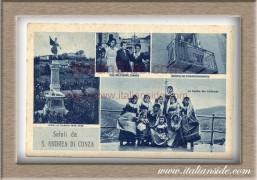 Originale vecchia cartolina
