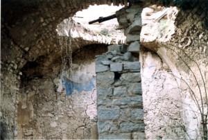 Foto B. Tracce di affresco (2004)
