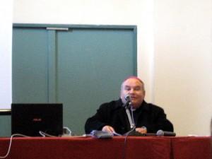 L'Arcivescovo Mons. Pasquale Cascio