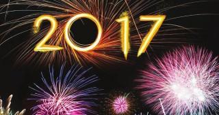 Il nuovo anno 2017