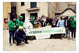 Il Pino Irpino a Sant'Andrea di Conza
