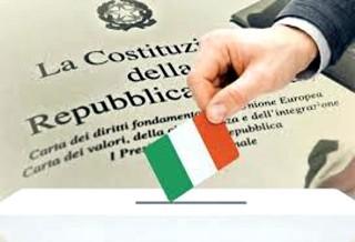 Risultati del referendum a Sant'Andrea di Conza