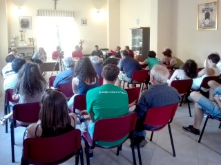 Un momento dell'incontro sullo Sviluppo Locale in Alta Irpinia