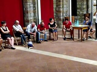 """Una bellissima bimba partecipa alla presentazione della Pro Loco """"Terra di Sant'Andrea"""""""