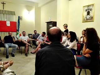 """Incontro della Pro Loco """"Terra di Sant'Andrea"""" con la cittadinanza"""