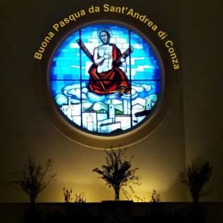 Auguri da Sant'Andrea di Conza
