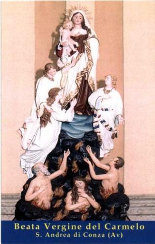 La Madonna del Carmine di Sant'Andrea di Conza