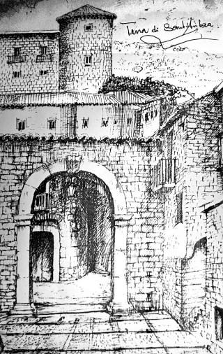 """La porta della """"Terra di Sant'Andrea"""""""