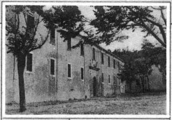 Il Seminario (da una cartolina del 1932)