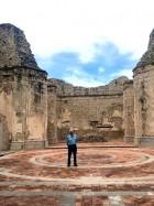 Chiesa del Vaccaro nel complesso del Goleto