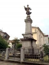 Il monumento ai caduti di Sant'Andrea di Conza