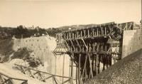 Il ponte sull'Arso: vista laterale