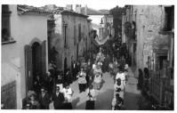 """Processione nella strada """"le grotte"""""""