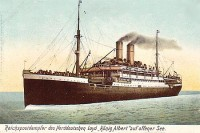 La nave KonigAlbert