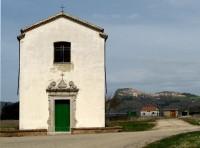 La chiesa dell'Incoronata e ... Cairano