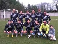 La squadra del Sant'Andrea di Conza