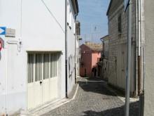 La Via Ugo De Fazio di Sant'Andrea di Conza