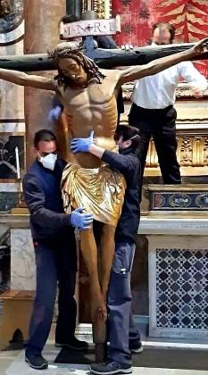 Il Crocifisso di San Marcello