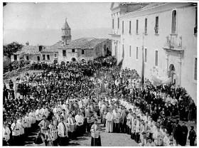 La festa di Sant'Antonio a Sant'Andrea di Conza