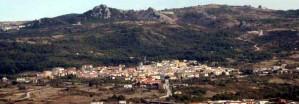 Panorama di S. Andrea di Conza
