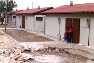 I prefabbricati del dopo terremoto (1980)