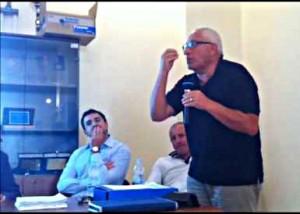 Il d.s. prof. Gerardo Vespucci (foto YouTube)