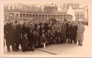 Dicembre 1954: la D.C. santandreana all'Assemblea popolare di Napoli