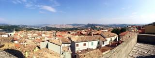 Panorama di Sant'Andrea dall'Episcopio