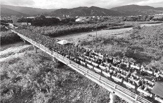 Venezuela: grande fuga dal Socialismo chavista