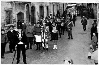 Un Carnevale ... storico a Sant'Andrea di Conza