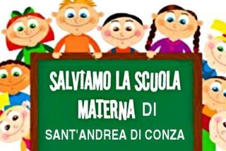 Salviamo la Scuola Materna di Sant'Andrea