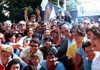 La mitica D. C. santandreana degli anni '80