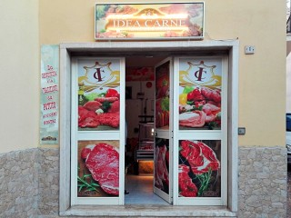 Idea carne a Sant'Andrea di Conza