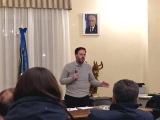 Il delegato alle Aree Interne Francesco Todisco