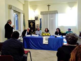 Un momento dell'incontro della Fidapa BPW Italy a Sant'Andrea di Conza