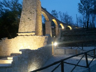 Il mulino alla Fonte dopo il restauro (foto Andres C.)