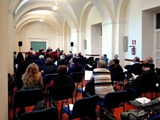 Assemblea Diocesana nel Seminario di S. Andrea
