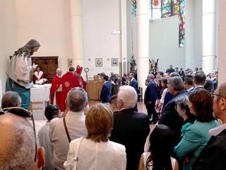 La Cresima: significativo avvenimento comunitario a Sant'Andrea di Conza