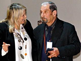 La medaglia d'onore consegnata a Gerardo Cignarella (Prefettura di Avellino)