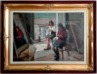 Ricamatrici di Sant'Andrea di Conza
