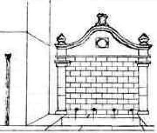 La fontana di Piazza Umberto I