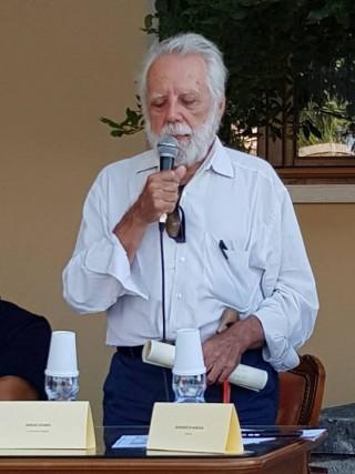 Sergio Staino a Sant'Andrea di Conza
